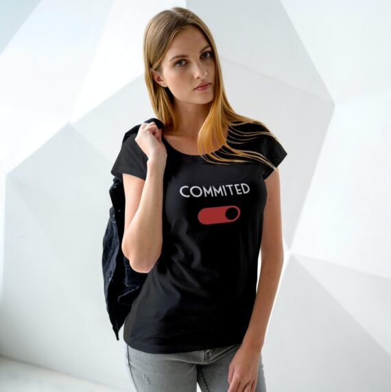 COMMITTED FEMALE BLACK