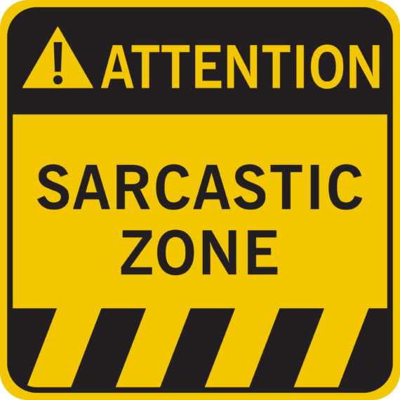 SARCASTIC ZONE PNG